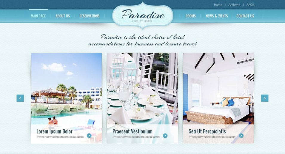hotels wordpress theme6