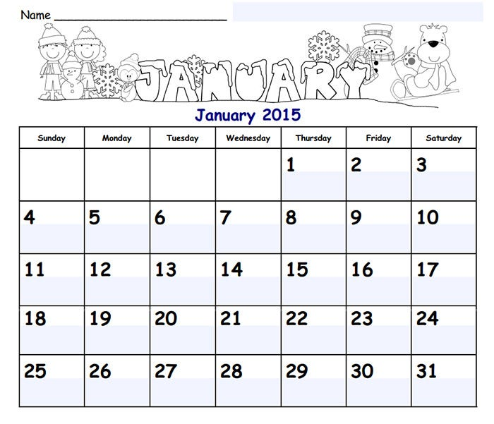 ... This Editable Calendar Template Is Perfect For The 2013 2014 School