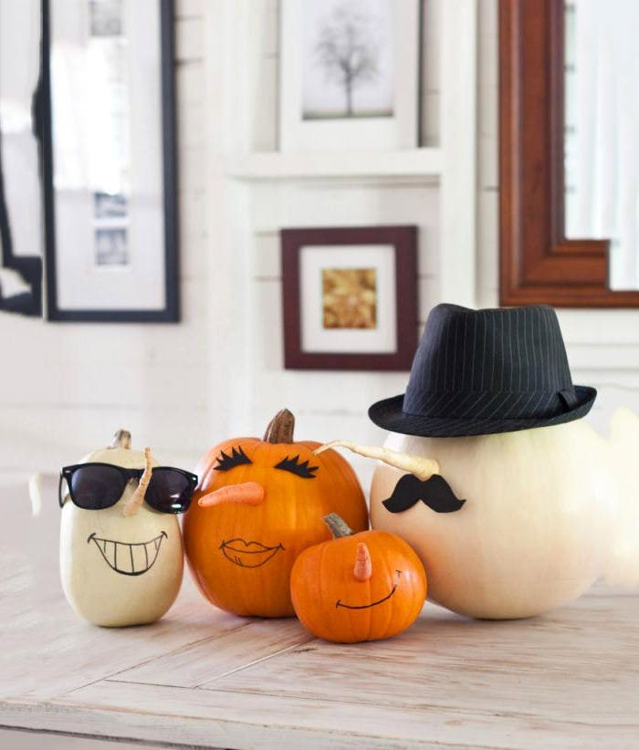 parsnip and carrot pumpkin character