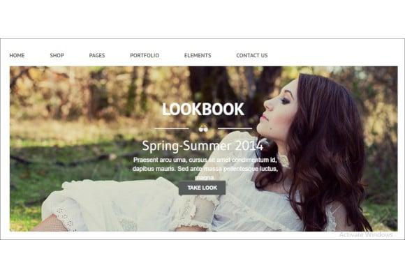 premium bootstrap ecommerce html5 template