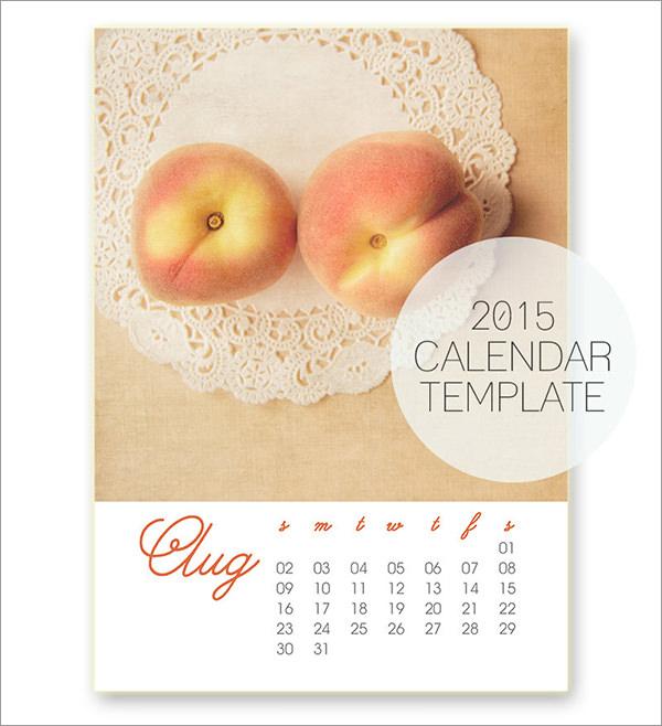 printable 2015 calendar template1
