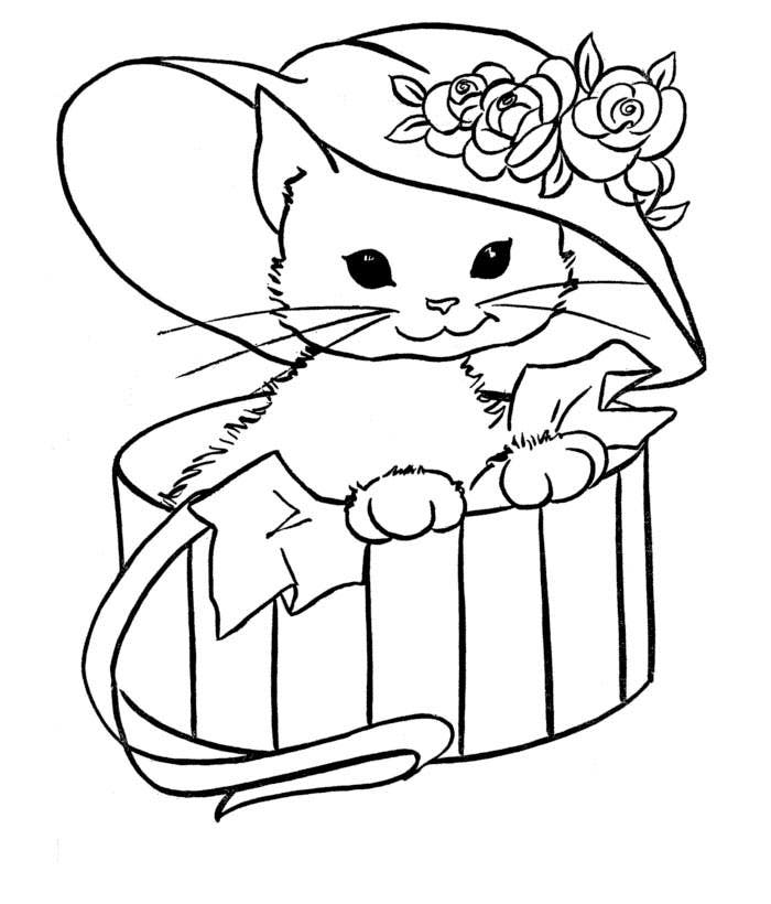 This is a photo of Enterprising Printable Animal Coloring Pages