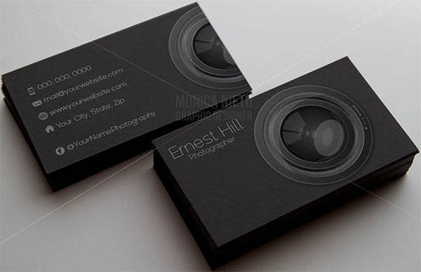 Photographer visiting card design psd free download selol ink photographer visiting card design psd free download photography business card templates free download full size of reheart Images