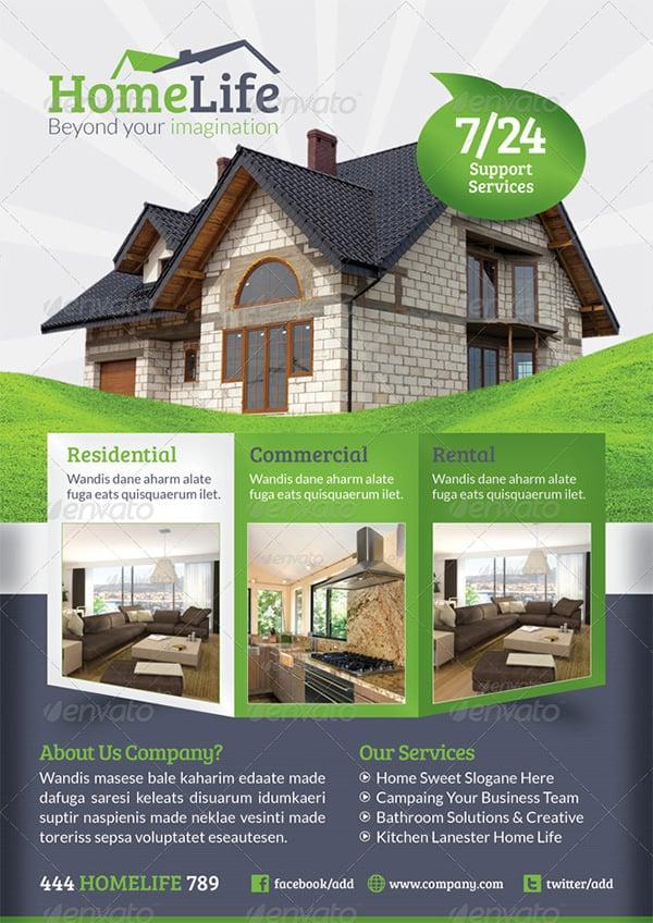 Real Estate Flyer Templates to Download Free   Premium Templates 2iwWHyP2