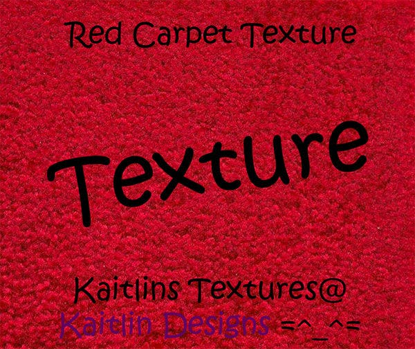 red carpet texture