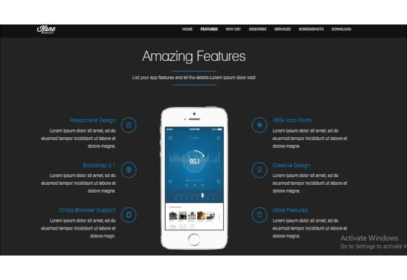 responsive app landing page2