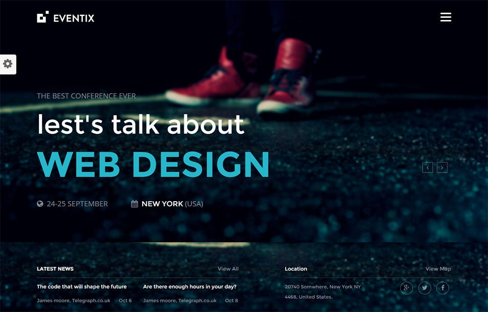 responsive bootstrap landing page