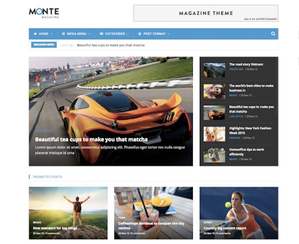 responsive magazine news drupal theme1
