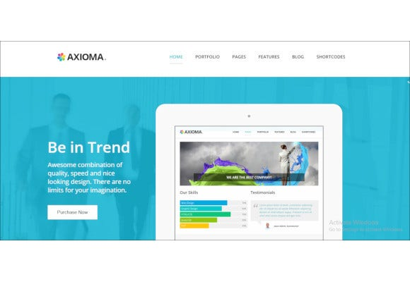 responsive wp theme for seo and web design agencies