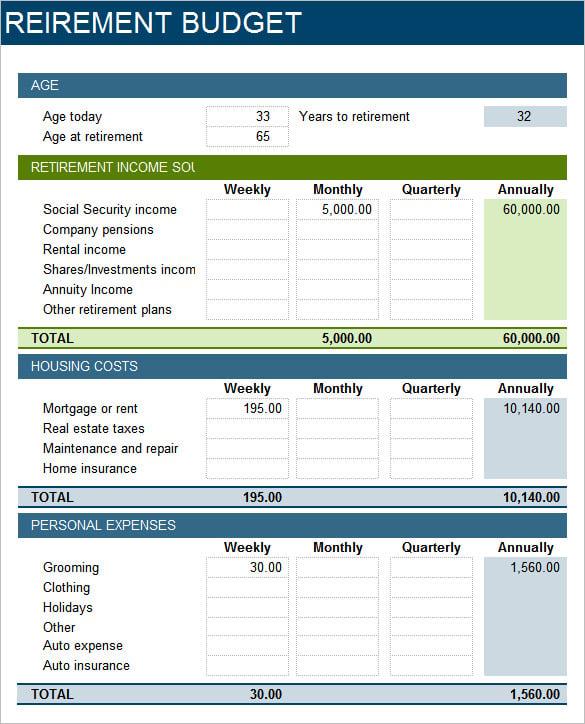 Cibc retirement calculator excel documents