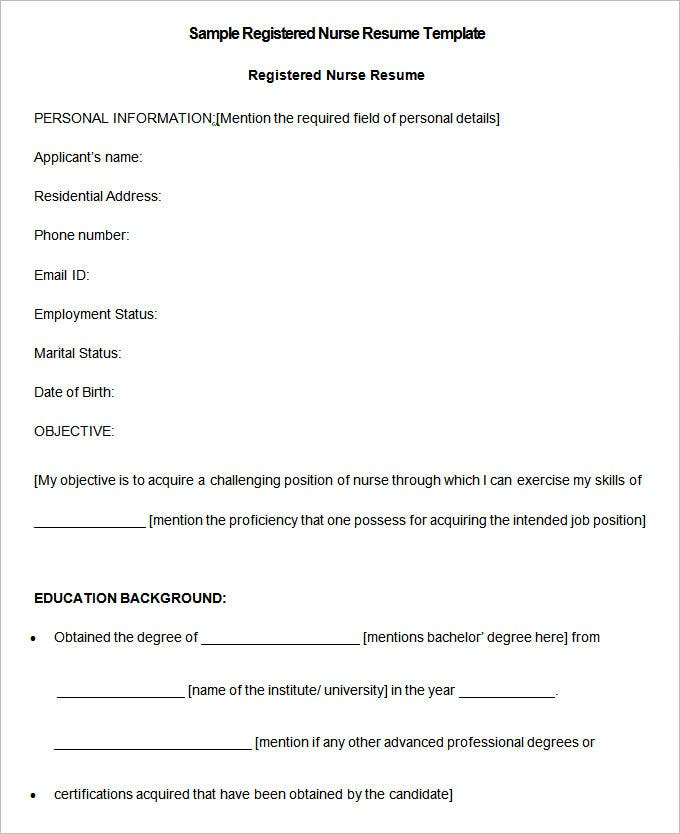 nurse resumes. nursing examples of registered nurse resumes new ... - Resume Registered Nurse Examples
