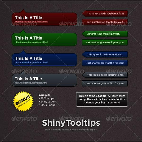 shiny tooltips jquery button download