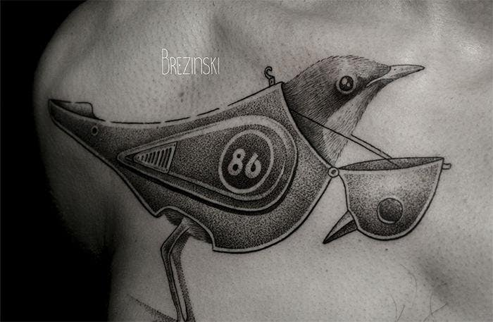 tattoos by brezinski