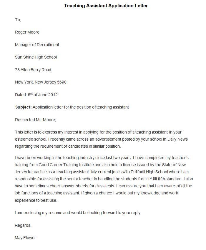 Teacher Aide Cover Letter Best Resume Gallery Pinterest Teachers Aide Cover  Letter Example Teachers Aide Cover
