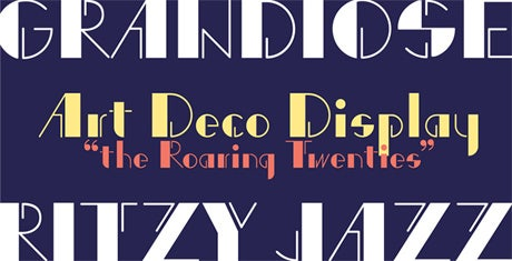 40 Best Art Deco Fonts Free Download Free Premium Templates