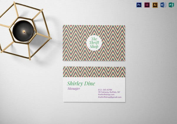 21 best vintage style business cards free premium templates vintage business card template colourmoves