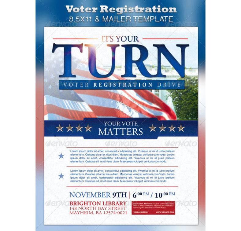 voter registration mailer template 788x756