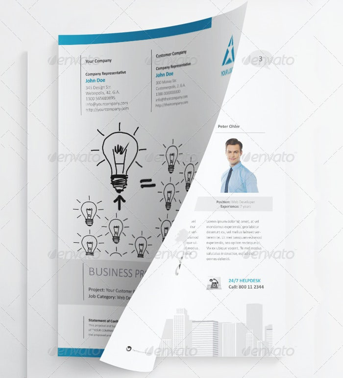 25+ Best Marketing Proposal Templates & Samples | Free & Premium
