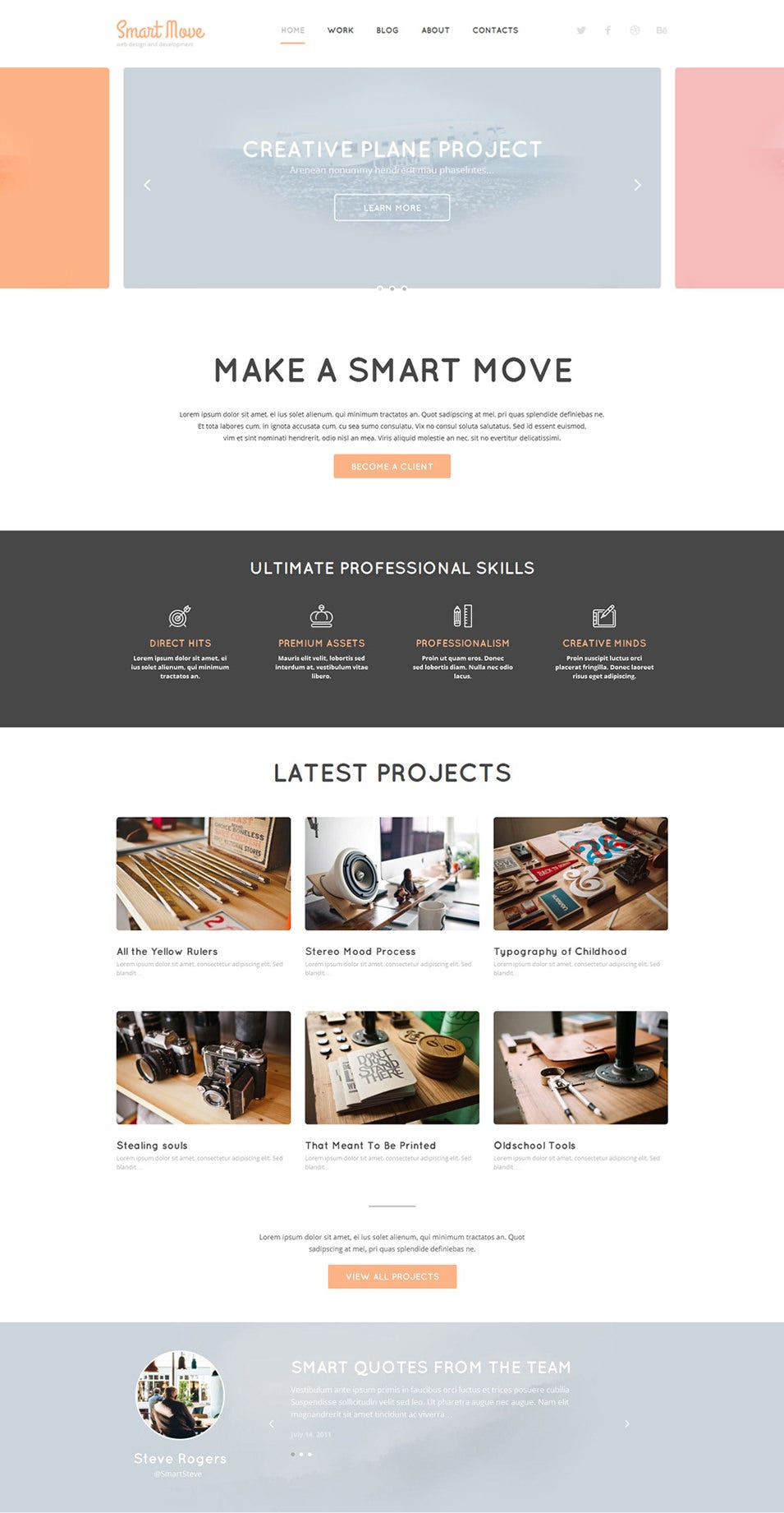web design responsive wordpress theme3