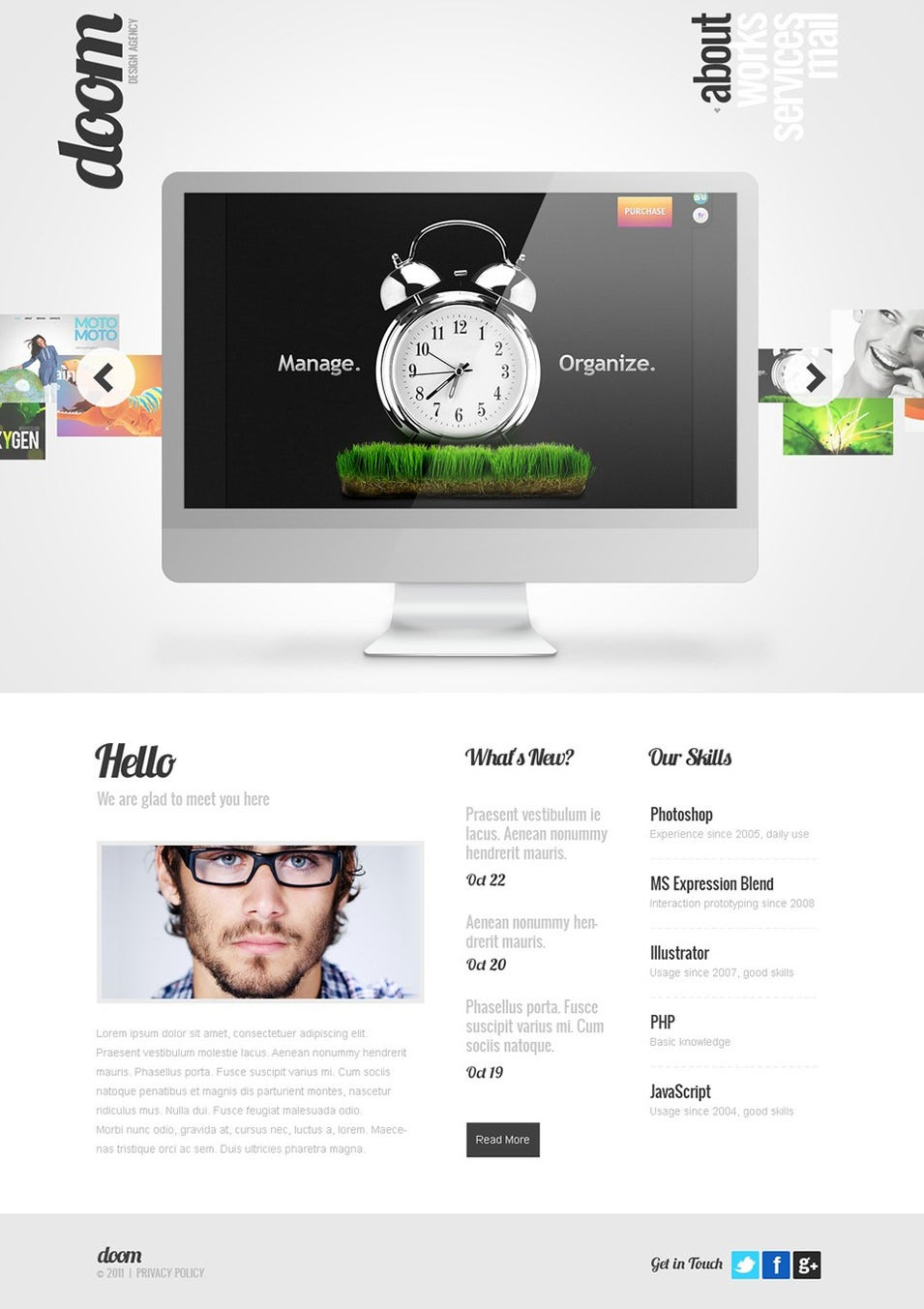 web design wordpress theme3