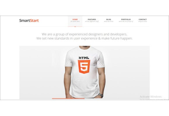 wordpress responsive html5 theme