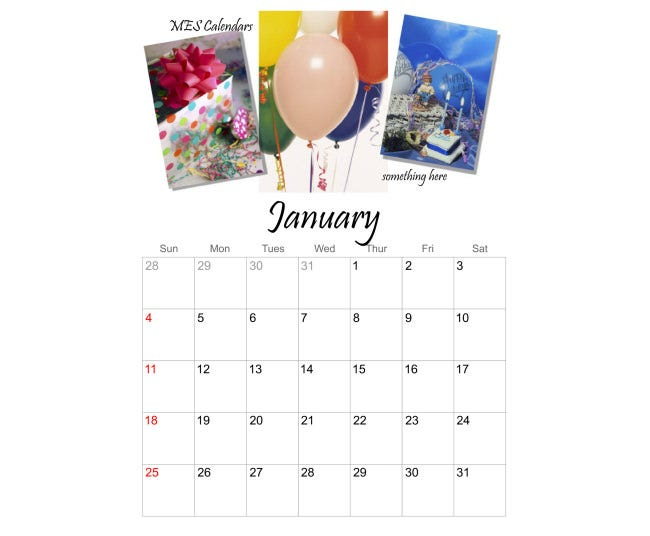 40 best daily calendar templates designs for 2015