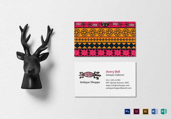 ethnic-business-card