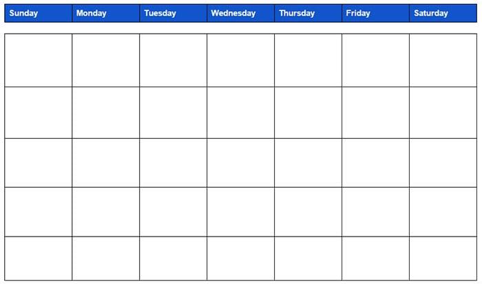 15  Best Google Calendar Templates   Designs Free Templates 8fOQuVKO