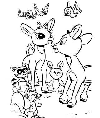 Animal Templates, Printable Animal Crafts & Colouring Pages | Free ...