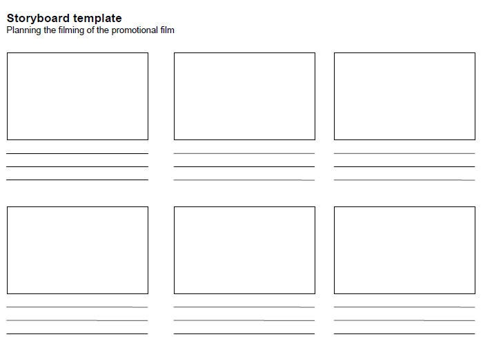 20+ Sample Storyboard Templates for Free Download | Free & Premium ...