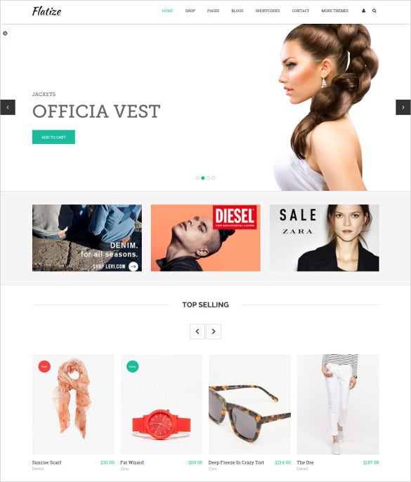 best responsive ecommerce drupal theme
