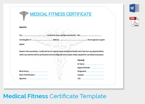 appication template sponsorship service ticket medical letter