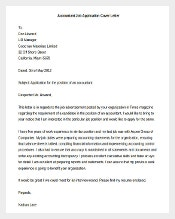 free cover letter examples for accounting jobs 17 accounting manager