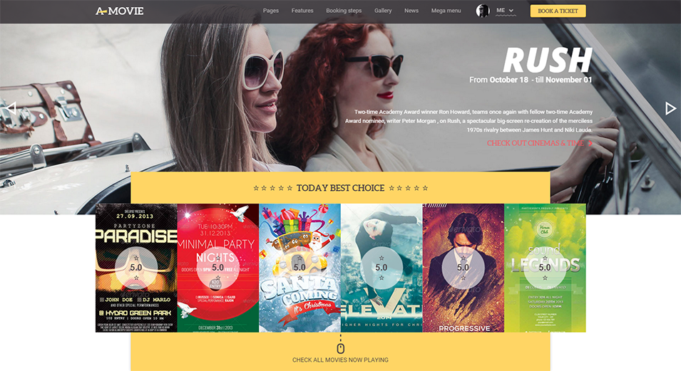 18+ Best Filmmakers Website Templates | Free & Premium Themes ...