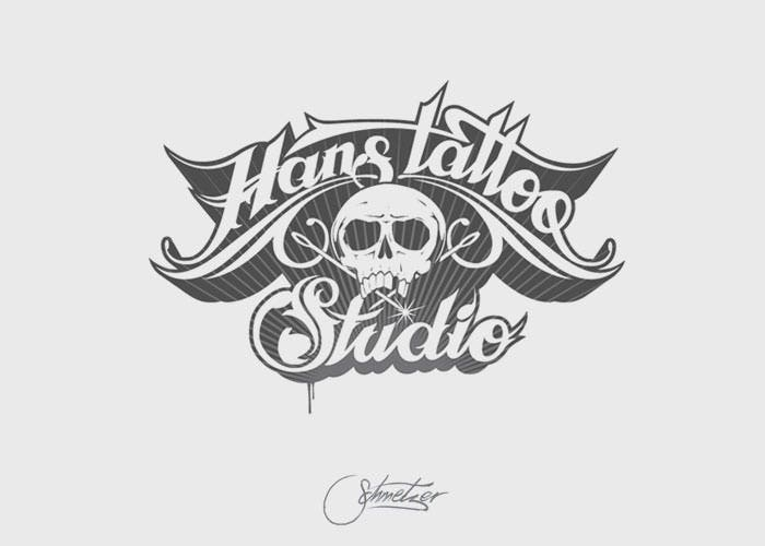 31 Calligraphy Fonts For Tattoos Free Premium Templates