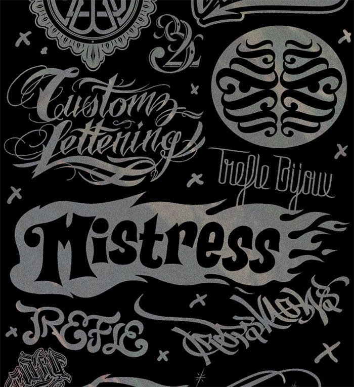 calligraphy tattoo inspirations