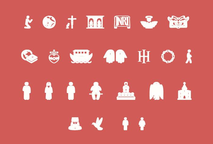 Christam Icon Font
