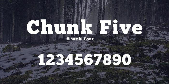 chunk five
