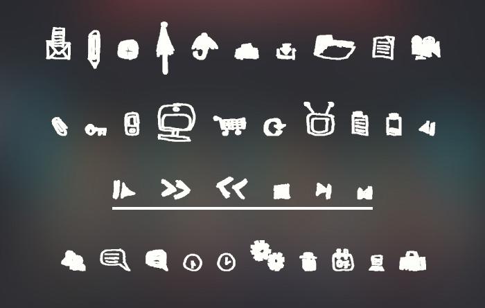 DerpIcon Icon Font
