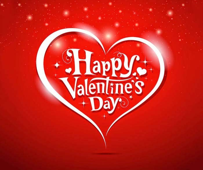 free valentines day background image