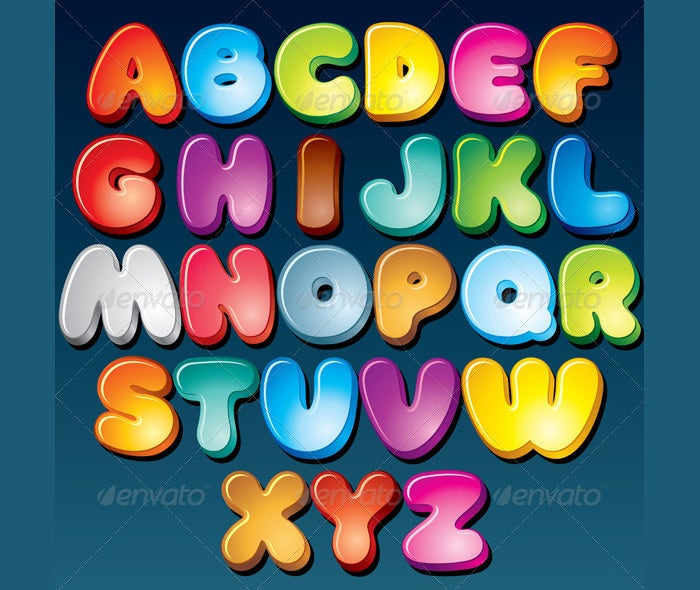 20  funky  fun fonts