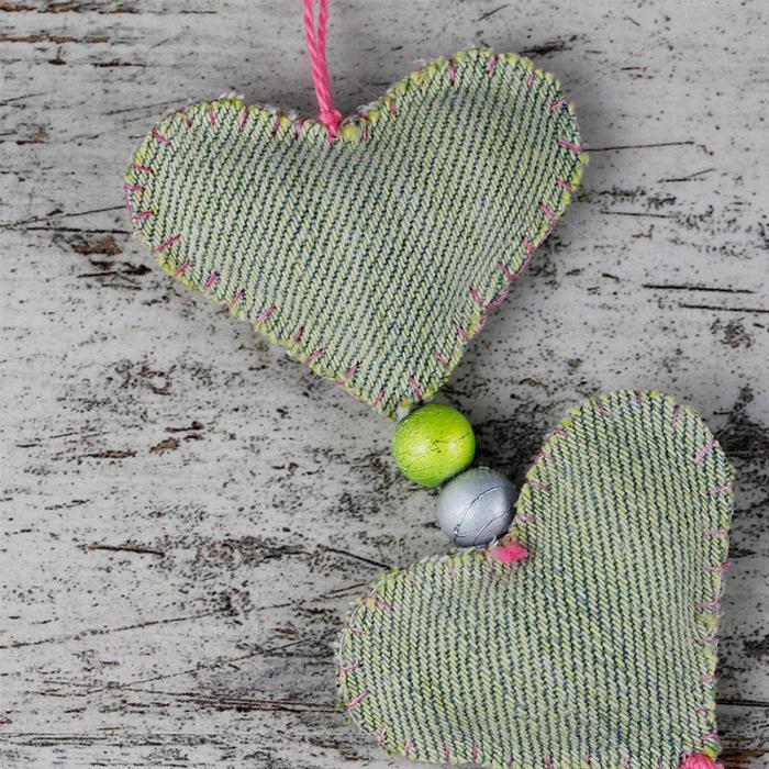 handmade heart for valentines
