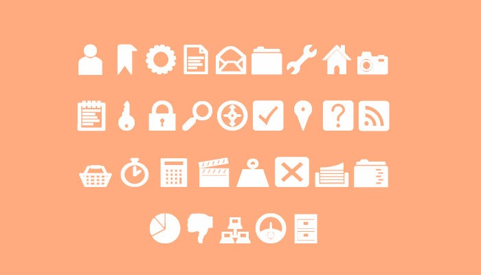 Heyding Common Icon Fonts