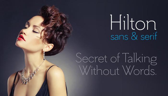 Hilton_Serif Font