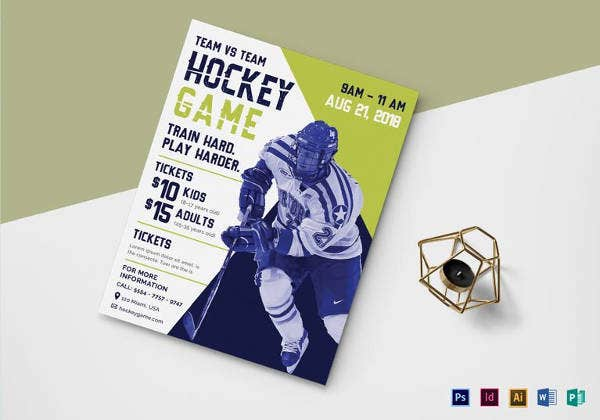 hockey-game-flyer-template