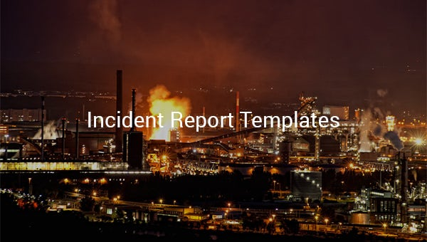 incidentreporttemplates