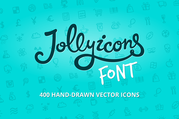 Jolly Icons Font