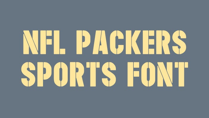12+ Best Sports Fonts - TTF, OTF | Free & Premium Templates
