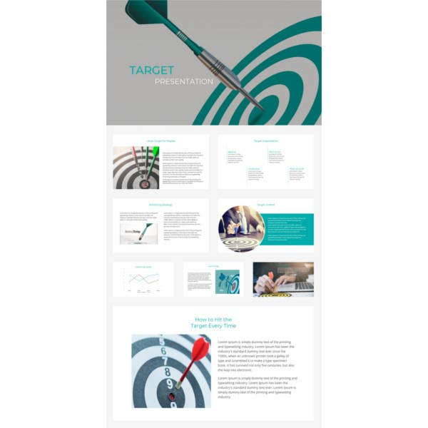 powerpoint slide presentation template