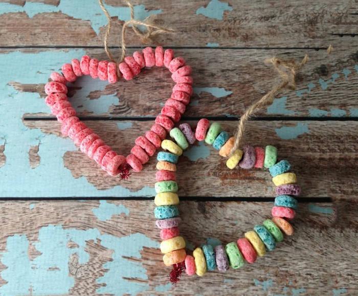 pre school valentine crafts